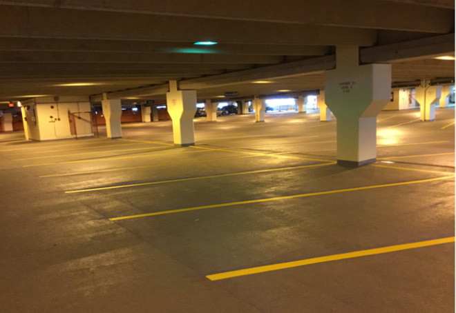 Philadephia Parking Authority - Philadelphia Airport