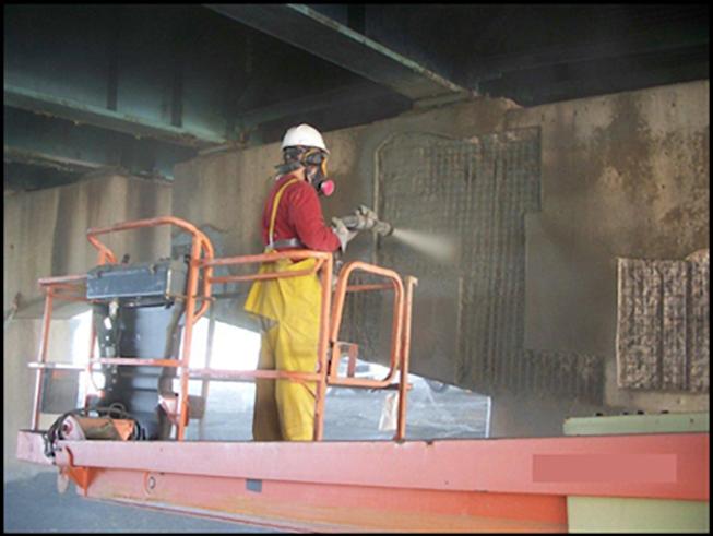 DOT_pressure Mortar Pier