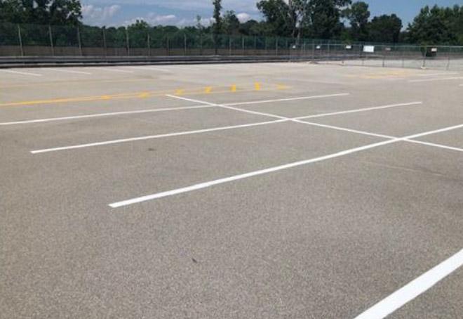 Springfield Mall Parking Deck - Springfield, PA