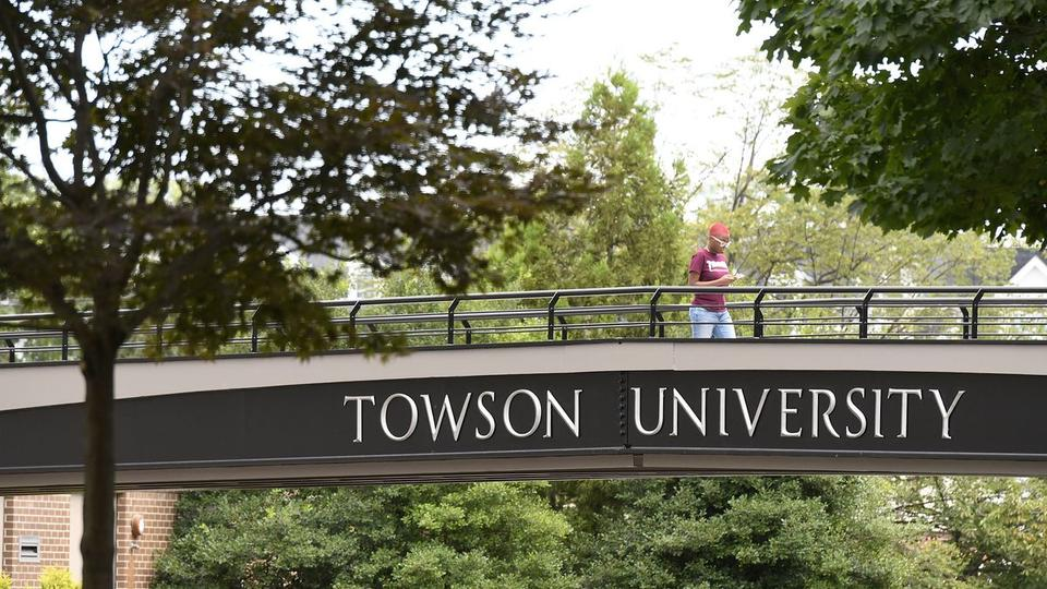 Towson University Garages - Towson, MD