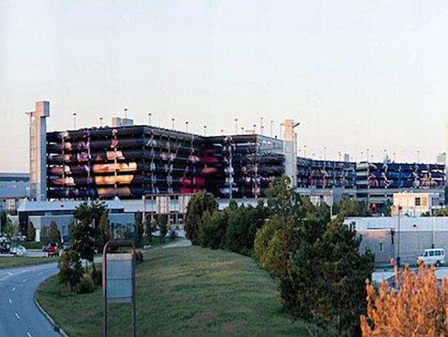 Parking_Phila airport