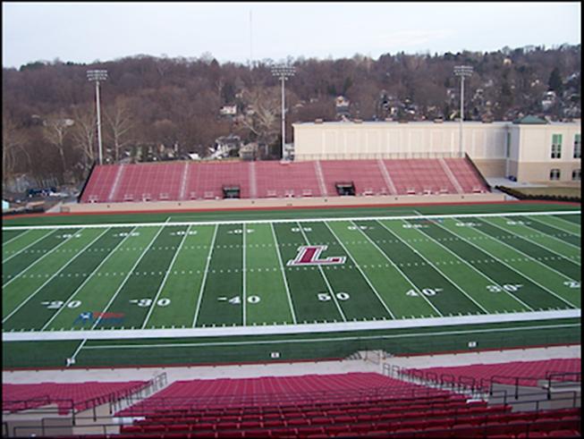 Stadiums Lafayette univ.